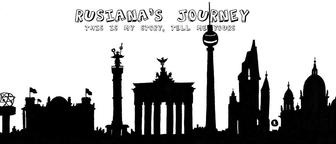 rusiana's journey