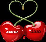 Amor e Ódio-Mensagens e Frases