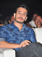 Akhil at Courier Boy Kalyan Movie Audio Launch-cover-photo