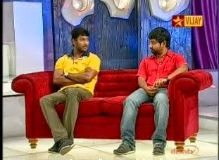 Koffee With DD Quiz Session With Vishal And Thiru 13-04-2014 Full Program Vijay Tv  Watch Online Free Download