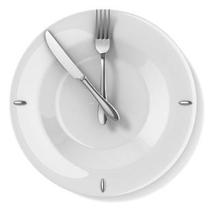 En la dieta siempre son importantes los horarios