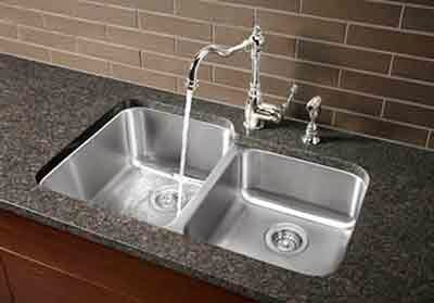 kitchen sink  rumah elit