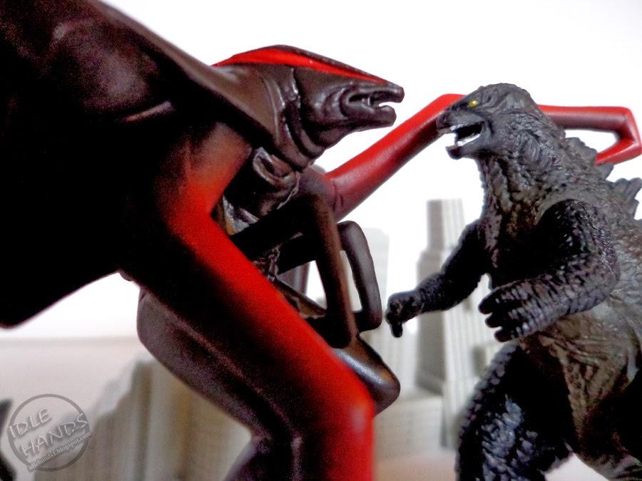 Gallery For ... Godzilla Vs Muto Toy