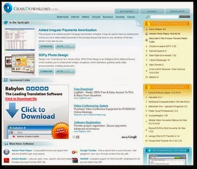 List Best Websites To Download Free Software 11