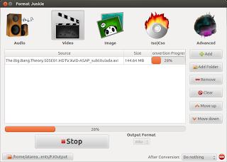 Format Junkie, Format Junkie ubuntu, instalar Format Junkie en ubuntu