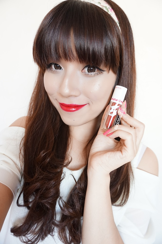 Etude House Color in Liquid Lips RD302