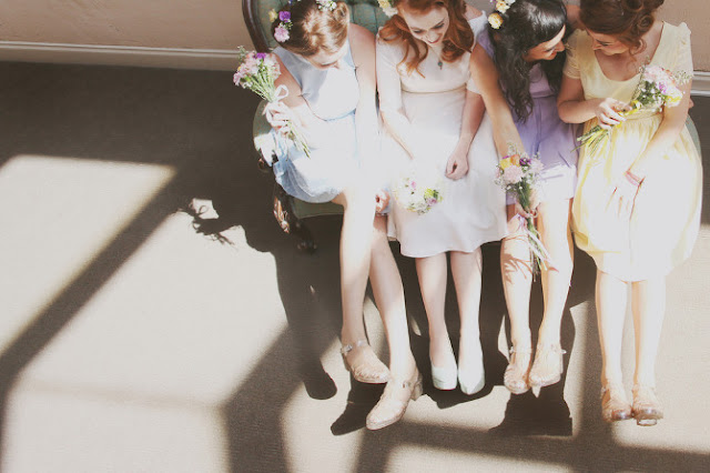 melbourne bridesmaids vintage photography