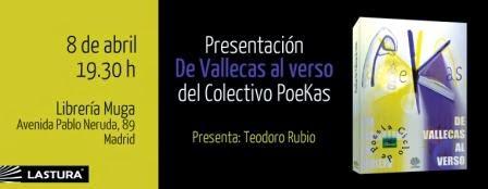 Primera presentación De Vallecas al Verso