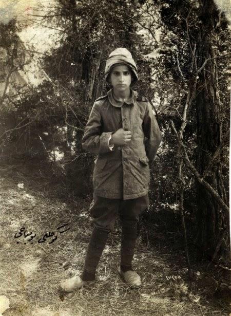 13 yaşındaki gönüllü bombacı