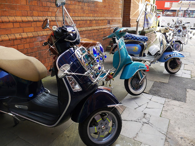 Birmingham Blognix Scooters