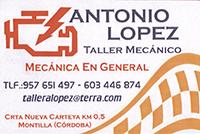 Antonio Lopez Taller