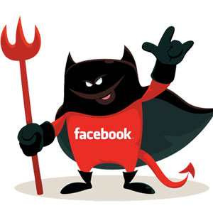 Bolt para Phenom cuspir First Strike Facebook_diabo