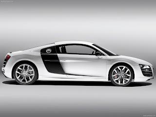 Audi-R8 V10 5.2 FSI Quattro 2010 Wallpaper
