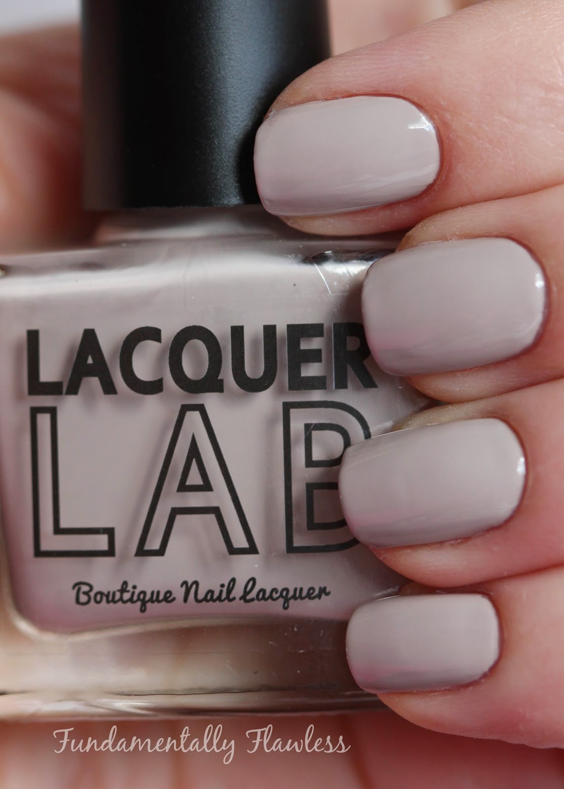 The Lacquer Lab Naked Ladies Collection Nude Maja swatch