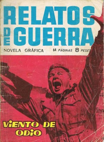 Próximamente: Relatos de Guerra (Ed. Toray)