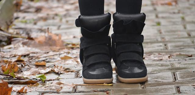 Isabel marant ayakkabı