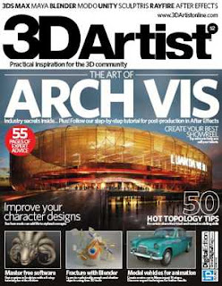 3DArtist Magazine Issue 52 February 2013