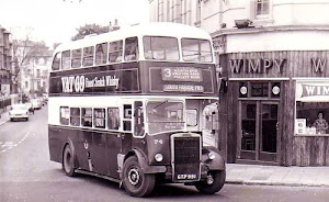 Corporation Bus at Southsea