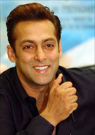 Salman Khan God