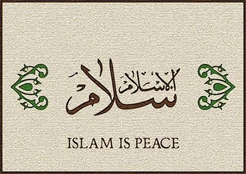 Menjawab Islam adalah Agama Kekerasan dan Agama Terroris