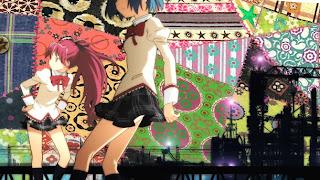 Madoka Magica Shinpen Hangyaku no Monogatari DVD BD fecha lanzamiento abril