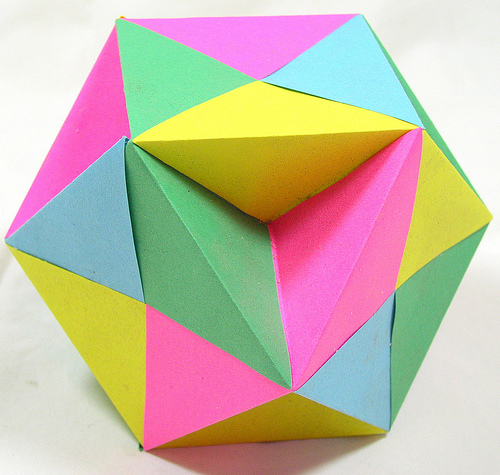 Origami Maniacs Origami Butterfly Ball By Kenneth Kawamura