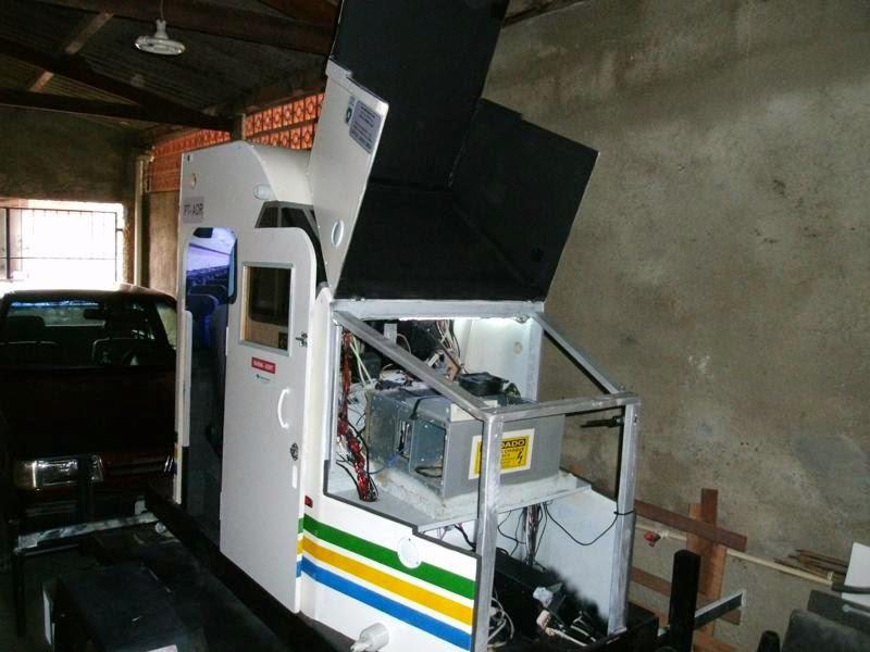 Desmonte ou venda do simulador HC3? HC3_42