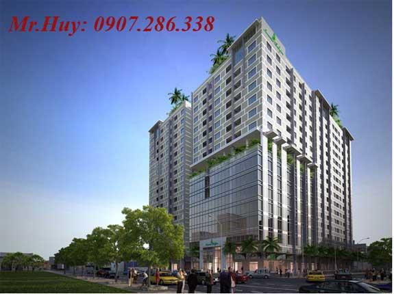 Chỉ cần Thanh toán 230tr bạn đã sở hữu căn hộ ngay trung tâm Bàu Cát Tân Bình