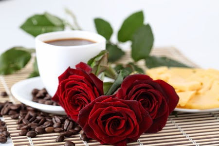 Good Morning Flowers & Nature Image
