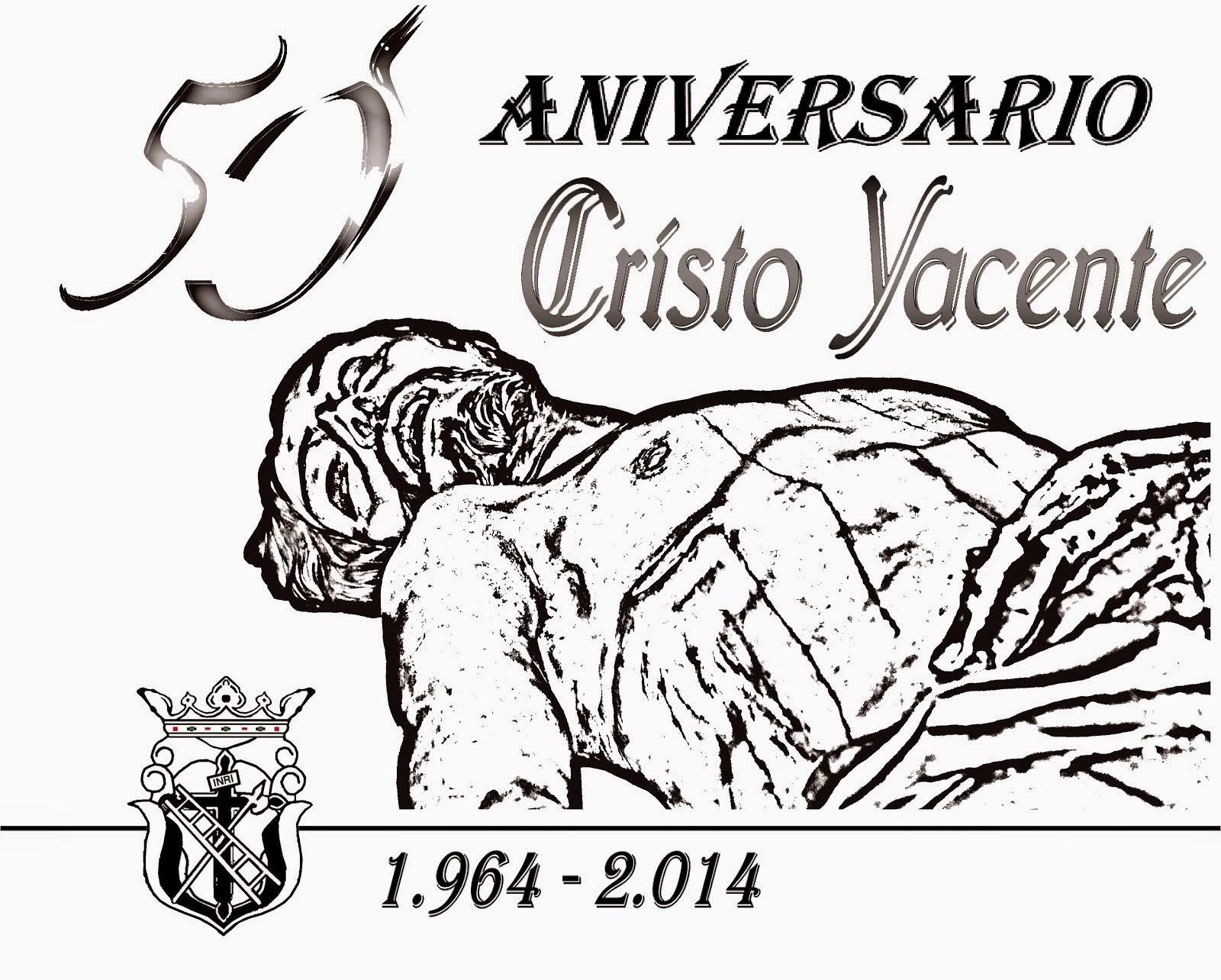 50 Aniversario Cristo Yacente
