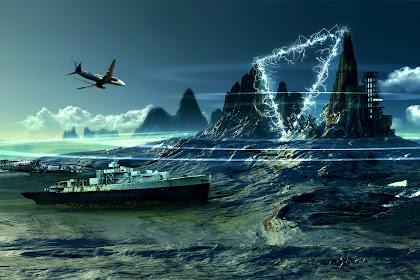 6 Kejadian Misterius di Lautan