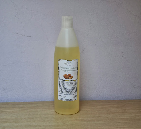 Review: Almond Oil