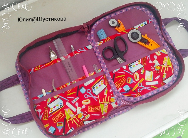 чемодан своими руками