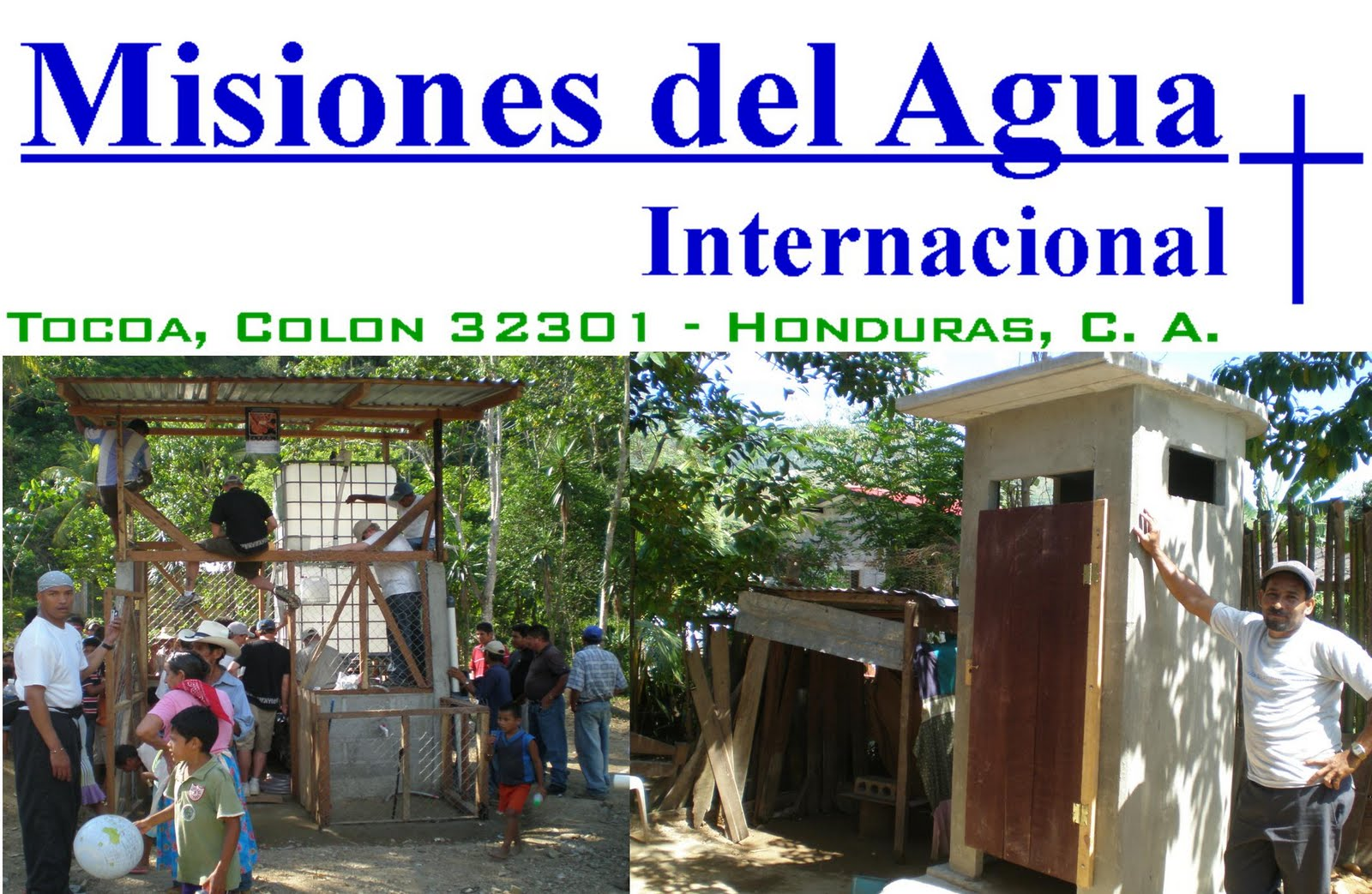 Misiones del Agua Internacional (MAI)