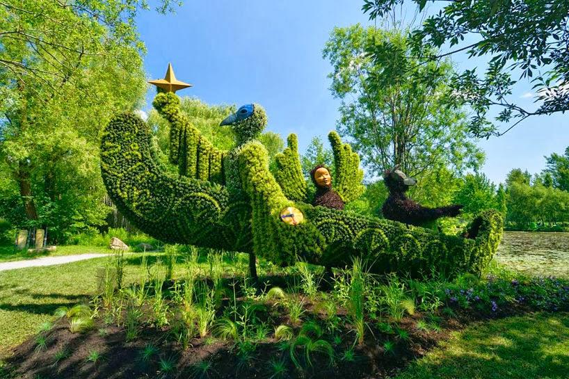 Montreal botanical garden in canada latest job - Jardines increibles ...