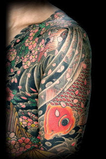 Fotos de Tatuagens Japonesas