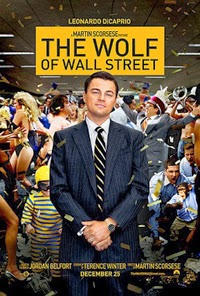 Poster original de El lobo de Wall Street