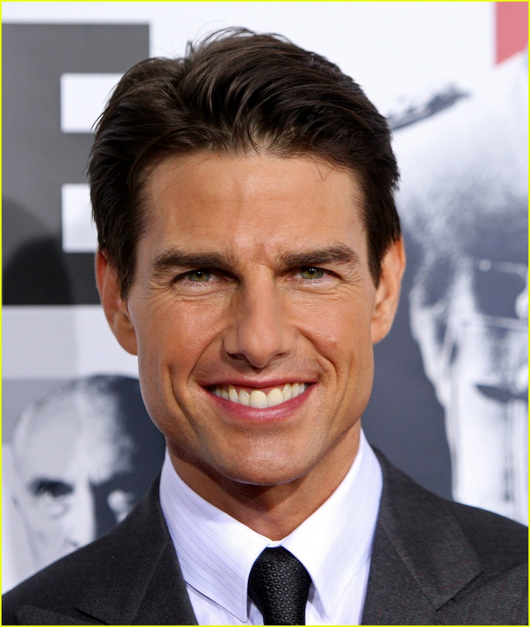Hairstyles For Men Tom Cruise Hair The Sleek Appearance