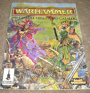 GW Miniature Catalogues for sale