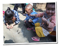 Childrens in Laos