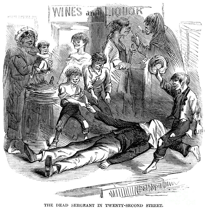 the new york city draft riots The tribune details the chaos and destruction during the first day of the anti-draft  riots in new york city, including attacks on the black community.
