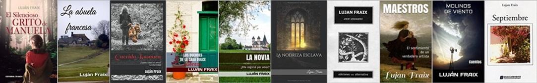 Mis libros en Amazon. Recuerda... no depende la venta de la calidad de tu obra.