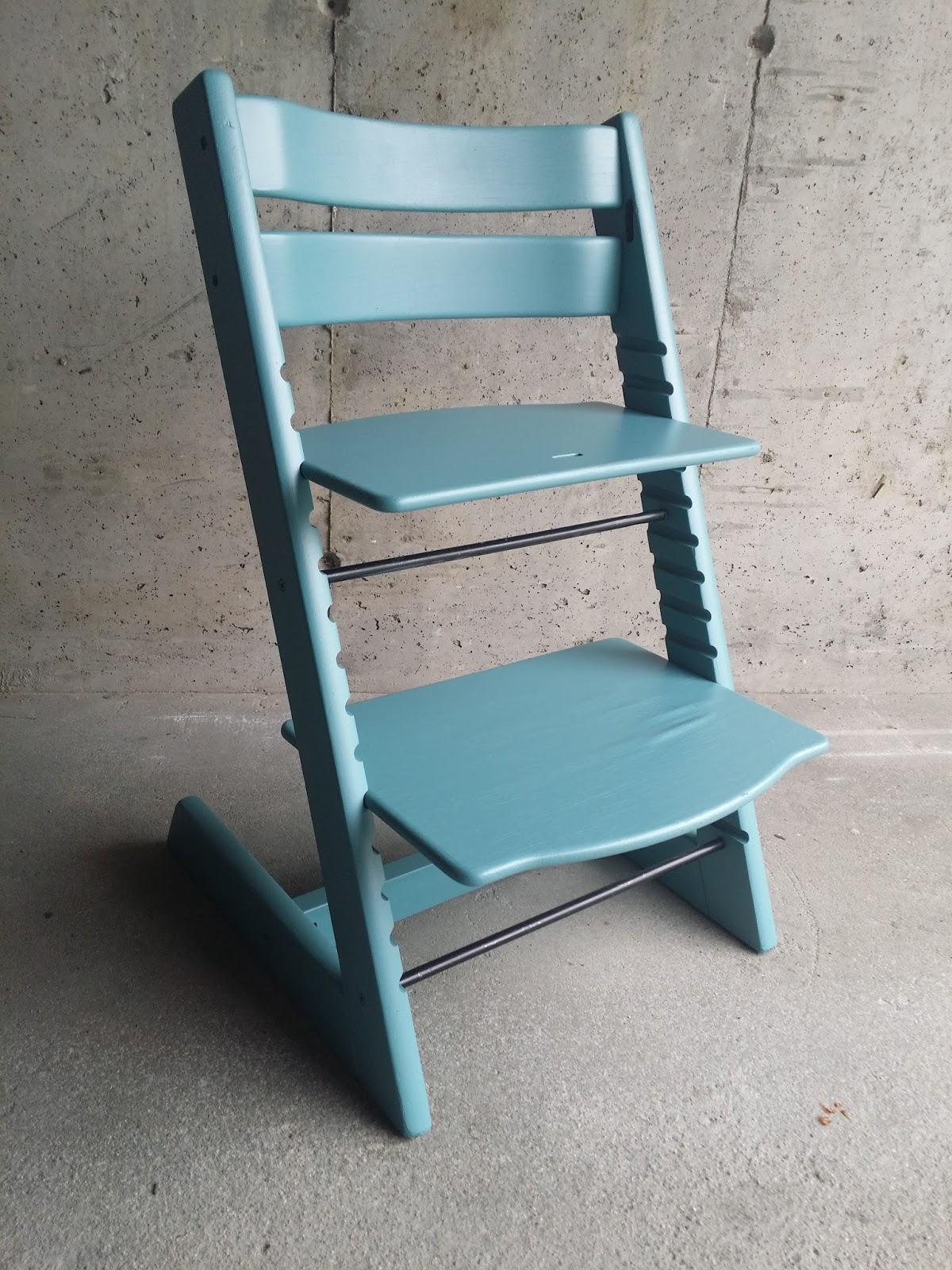 Tripp trapp stol farger