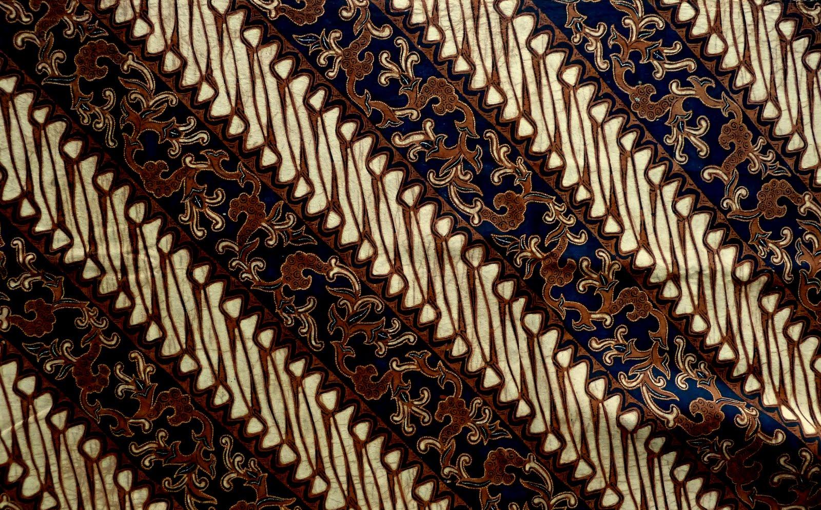 Magpie Salmagundi: Yogya/Solo: batik (2)