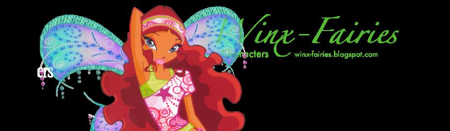 Winx-Fairies | Characters