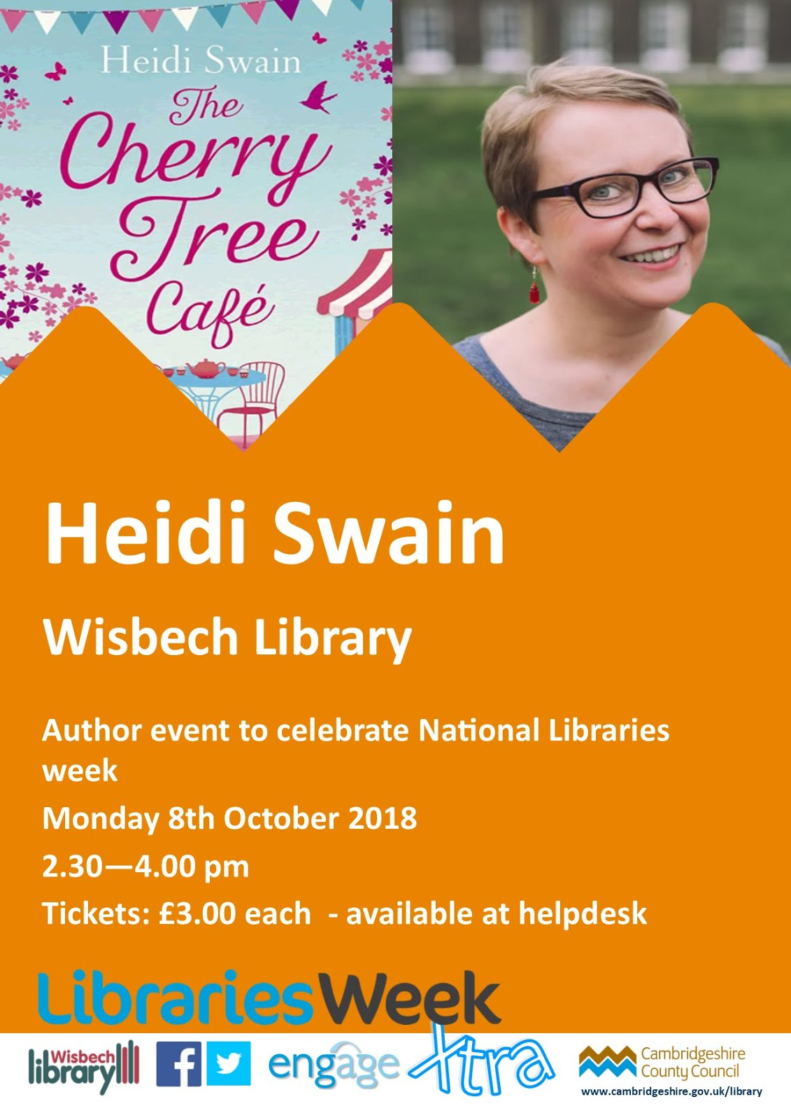 Wisbech Library Talk
