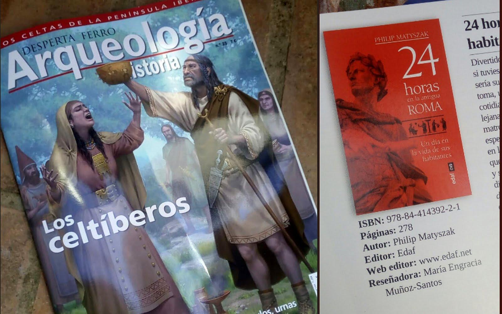 Reseña en Arqueología & Historia