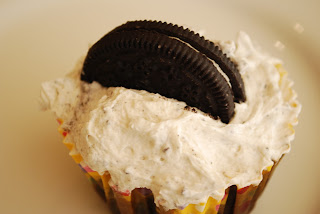 Cookies and Cream Cupcake from Vegan Cupcakes Take Over the World