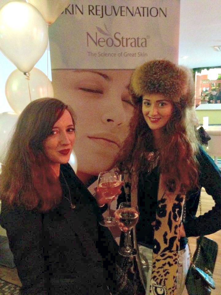 casserly sisters neostrata galway event