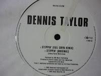 Dennis Taylor - Steppin\' (VLS) 2002